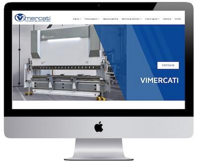 Nuovo progetto web-Vimercati